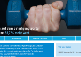 Deutscher Verband für Physiotherapie (ZVK) e. V.